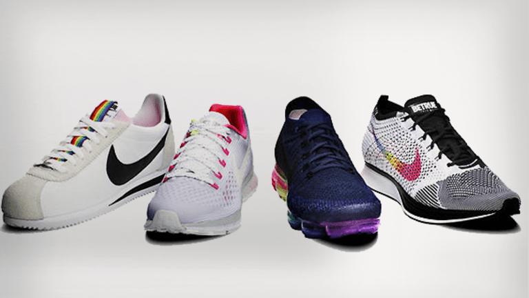 Nike Up Over 10%; Stocks Mixed -- ICYMI Friday