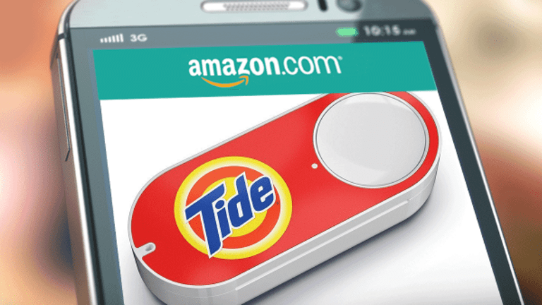 Amazon Just Upped Its Dash Button Game