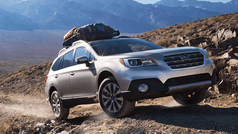 Subaru Eyes Increased U.S. Market Share After Posting Record June Sales