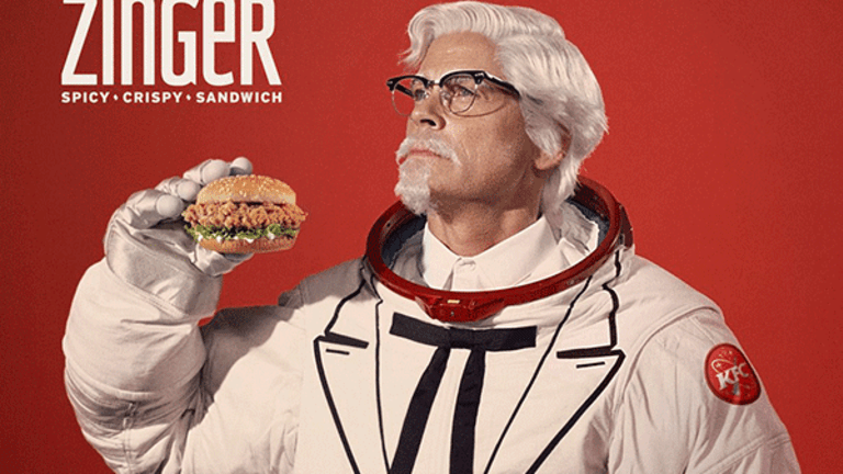 PETA Rips Rob Lowe and KFC: 'He Sold His Soul to Hawk Rotting Carcasses of Small, Tortured Birds