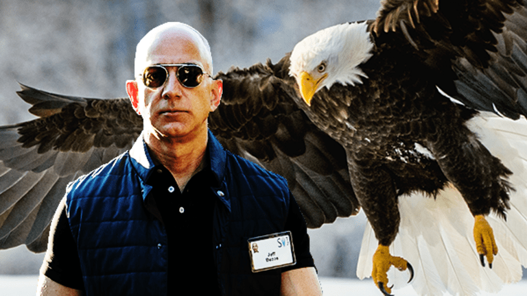 Amazon Is Starting to Crush the Life Out of Everything