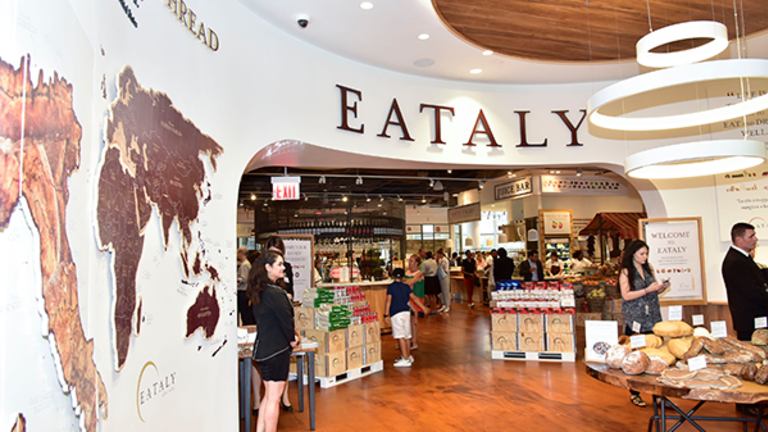 Go Inside One of the Only Rays of Sunshine Right Now in the Dying Retail Sector: Food Halls