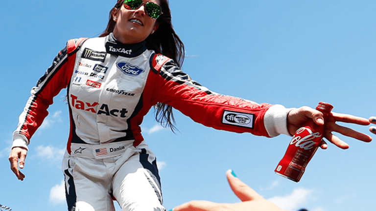 Nascar Driver Danica Patrick Says 'I'm Not a Car Person'