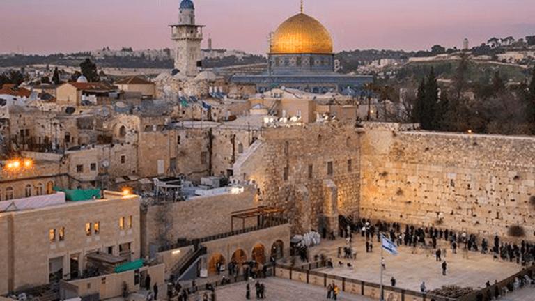 Oil Stocks Ready to Burst as Trump's Jerusalem Designation Stirs High Drama