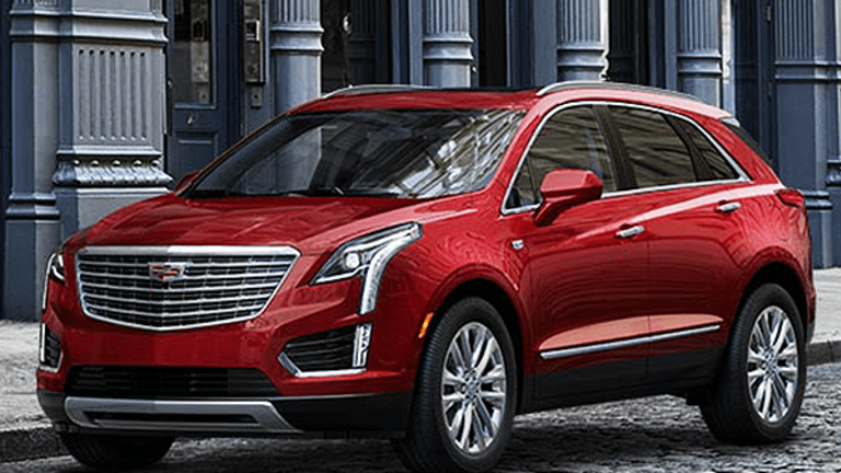 Cadillac Is Finding New Life in China