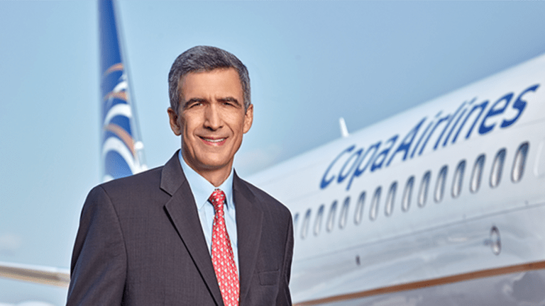 How the Best Hub in Latin America Helped Copa Airlines Shares Gain 18% in 2017