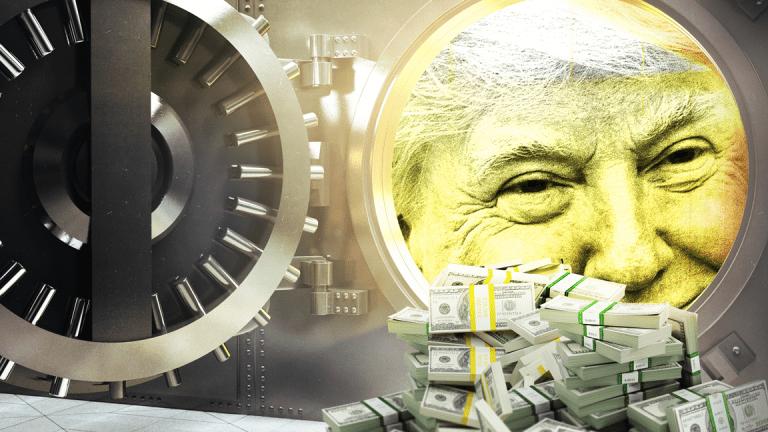 Trump Push to Weaken Wall Street Rules Proves Boon to JPMorgan, Citi
