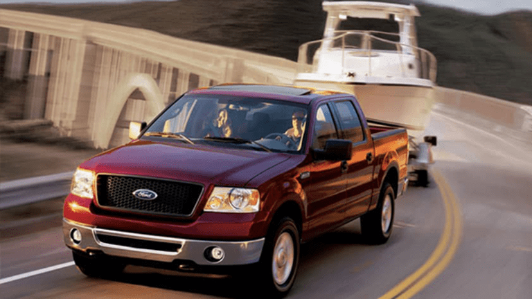 Ford's F-150 Has Had an Amazing 100 Years