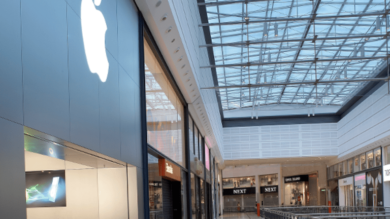 Apple's Nasty Stock Correction Is Here