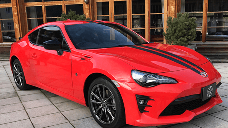 Following Its Retreat From Scion, Toyota Rechristens Affordable Sports Coupe