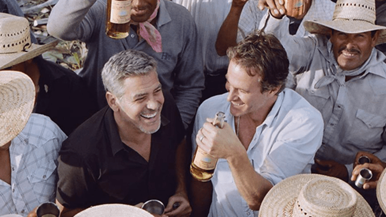 Diageo to Pay up to $1 Billion for George Clooney's Casamigos Tequila