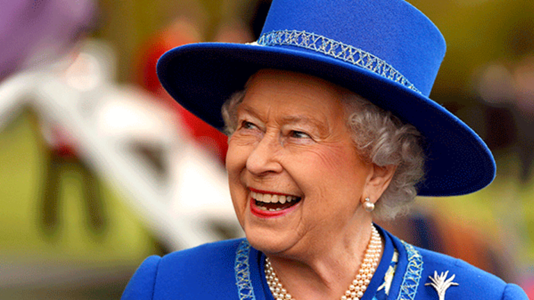 Britain's Queen Elizabeth Celebrates Her 91st Birthday