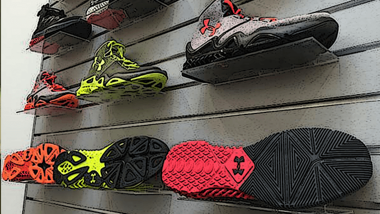 Under Armour Footwear Chief Leaves as Sales Growth Slows