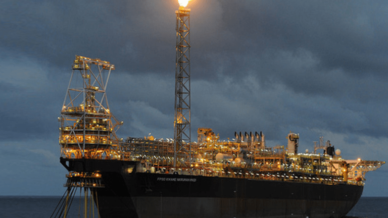 Kosmos Energy Stock Drops After 2 Largest Shareholders Cut Stakes