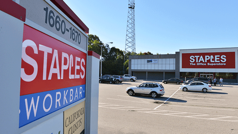 For Only $130 a Month You Could Now Rent an Entire Office Inside a Virtually Empty Staples