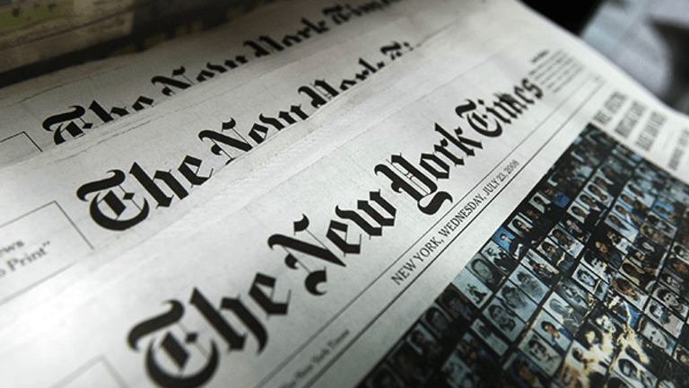 This Timeline of Layoffs and Buyouts at the New York Times Shows Why the Staff Is Staging a Walkout