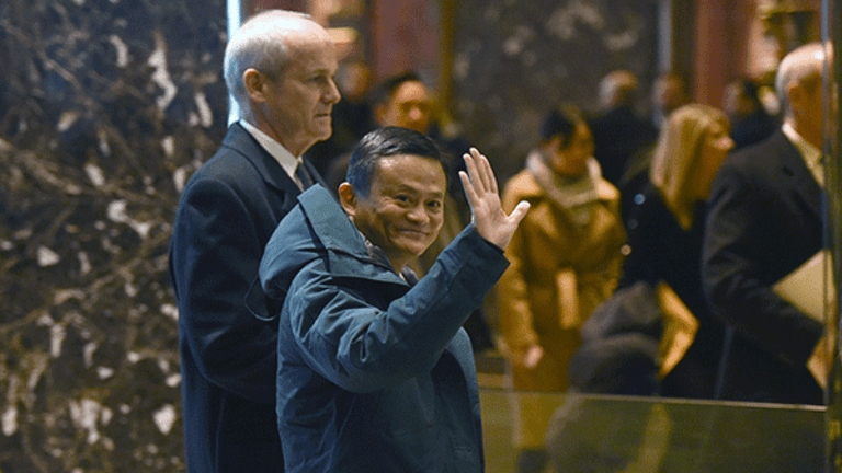 Here Comes a Big Breakout For Alibaba
