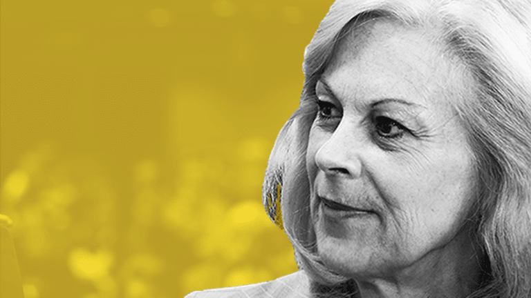 Former Playboy CEO Christie Hefner Pushes for More Women on Boards