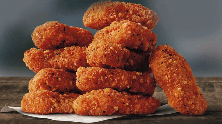 Burger King Is Offering Free Spicy Chicken Nuggets, if Your Name Is Wendy