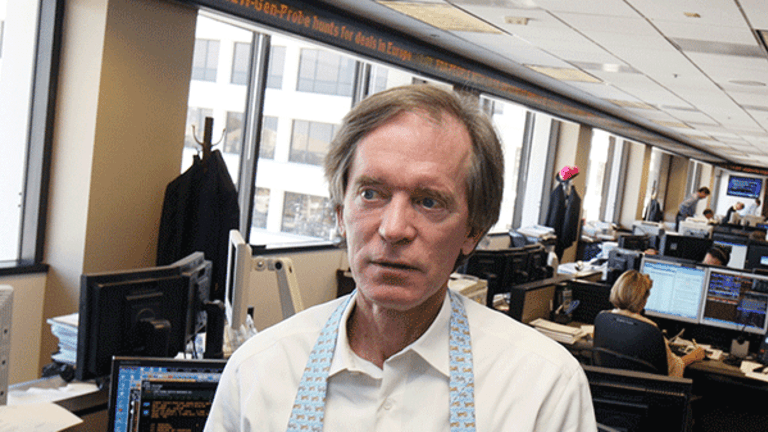 Allianz Shares Gain After PIMCO Reaches Agreement With Bill Gross Over 2014 Departure