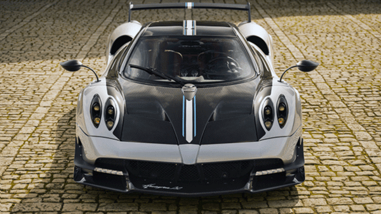 10 Most Costly Supercars You Can Buy Online