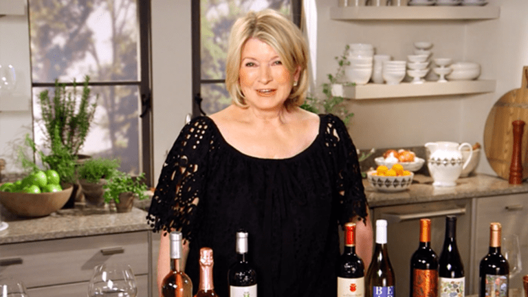 Happy 76th Birthday Martha Stewart! Cheers to Your New Meal Kit Delivery Business on Amazon