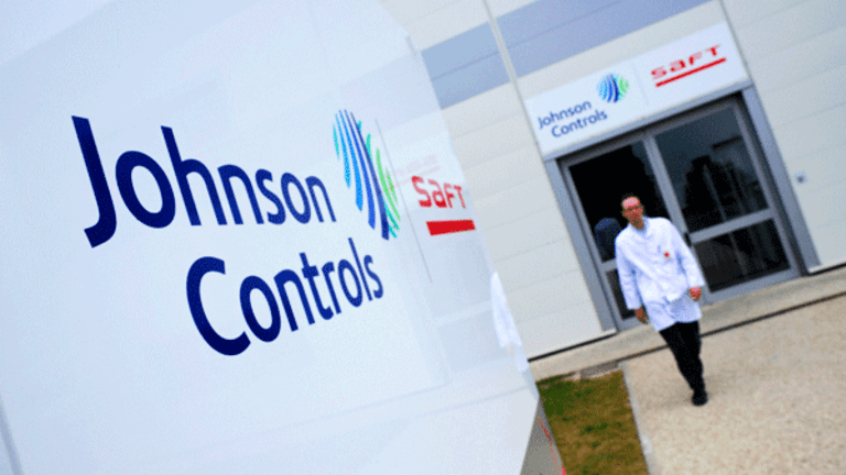 Johnson Controls Started With 'Buy' at HSBC