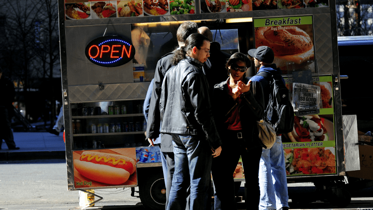 3 Things You Must Know About Wall Street as You Head to Lunch