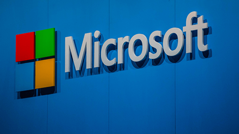 Can Microsoft Really Rally to $185? Here's What the Charts Say