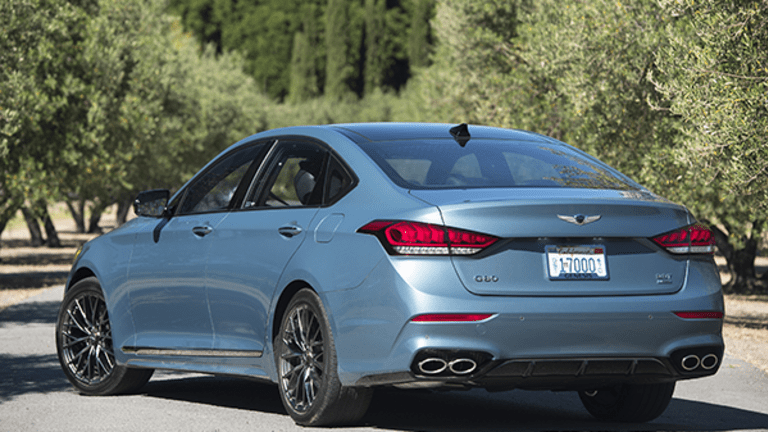 A $60,000 Hyundai Actually Exists, and It's Taking Aim at All Luxury Car Makers