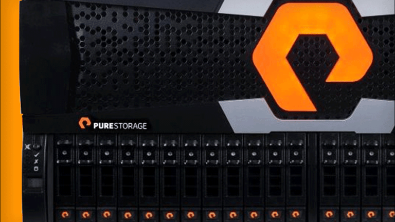 Pure Storage Tumbles by Double Digits on Surprise Third-Quarter Loss