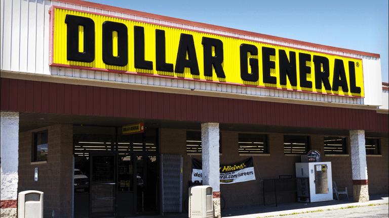 Dollar General Tests Breakout Level as Earnings Loom