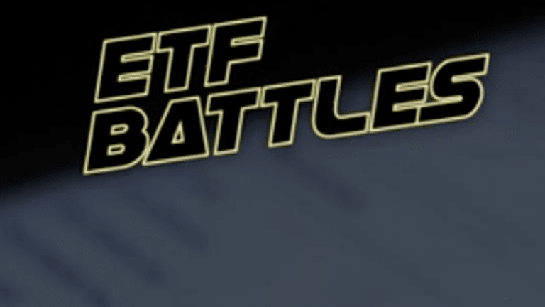 ETF Battles: 4 Value ETFs Duke it Out in a QUADRUPLE HEADER!