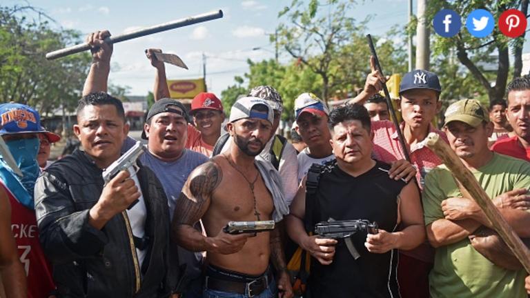 Nicaragua crisis: how democracy dies in the era of fake news