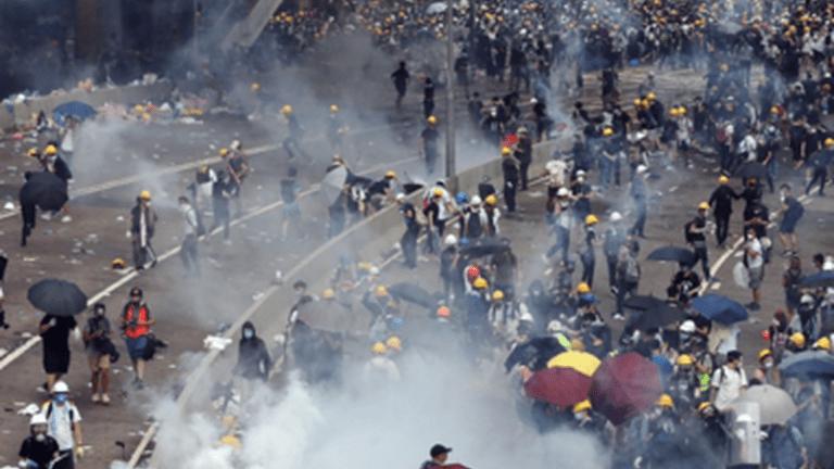Hong Kong Hotel Crisis Erupts Amid Escalating Protests