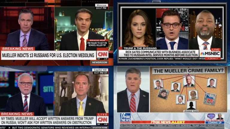 The Mueller investigation was a gold mine