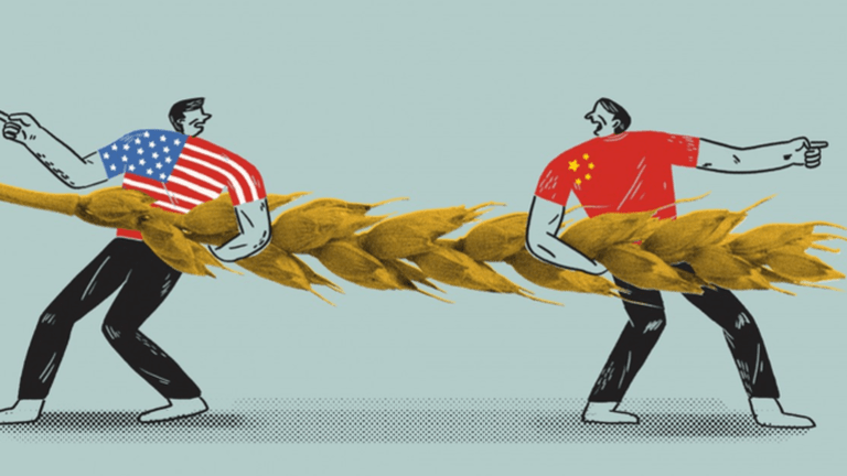 Trade War Nightmare: China Farm Imports From America Have Just Crashed