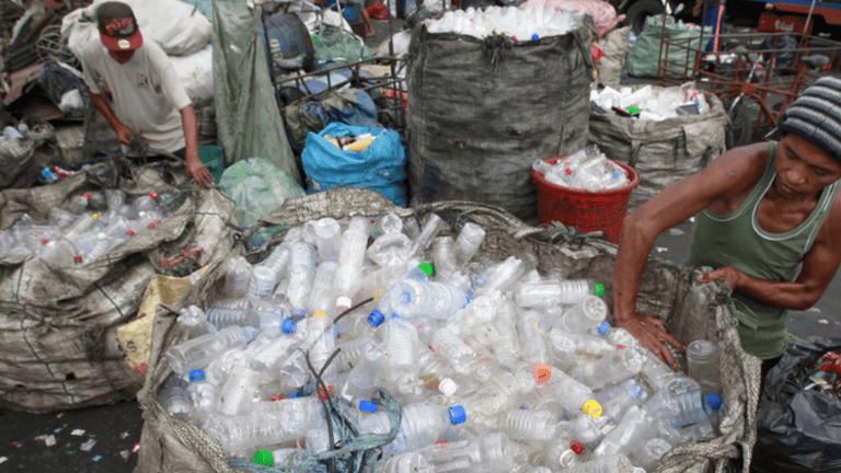Trash Wars: Duterte Orders Tons Of Garbage Shipped Back To Canada