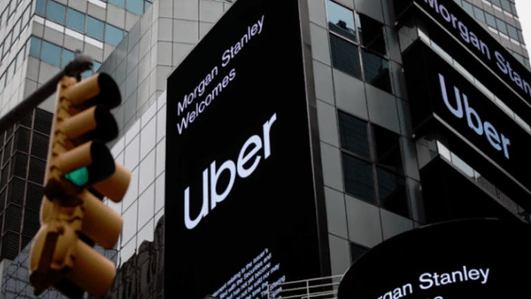"""As Morgan Stanley's """"Nuclear Option"""" Failed, Uber Stock Plunged"""