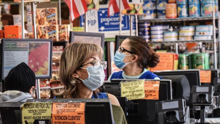 U.S. Covid-19 Outbreak Surges Past 750,000