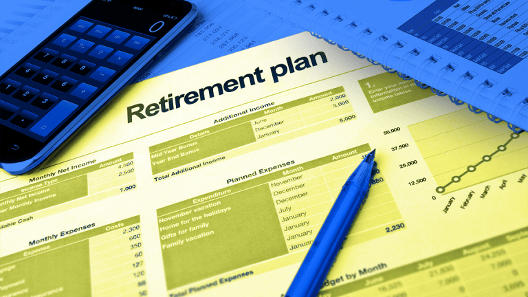A New Approach to Retirement Planning