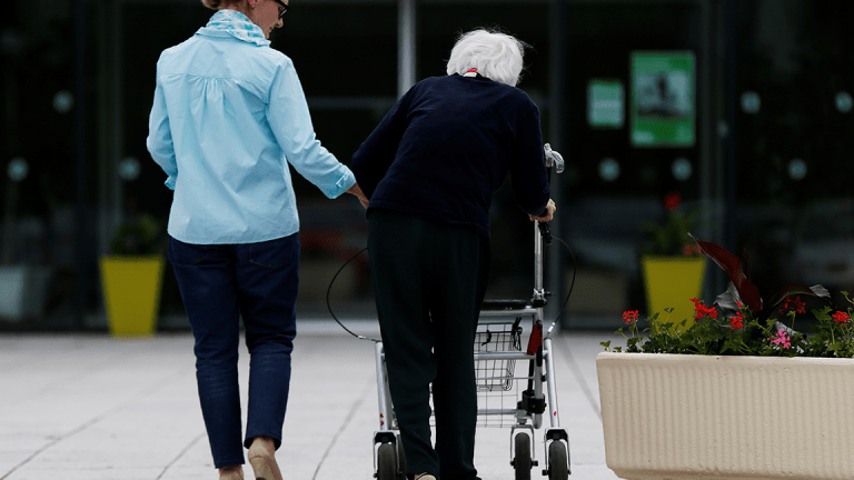 Finding Resources to Care for Our Aging Parents