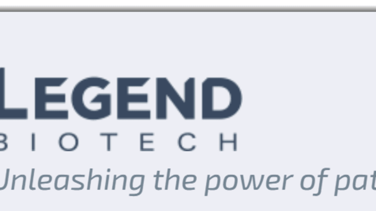 IPO Launch: Legend Biotech Aims For $350 Million IPO