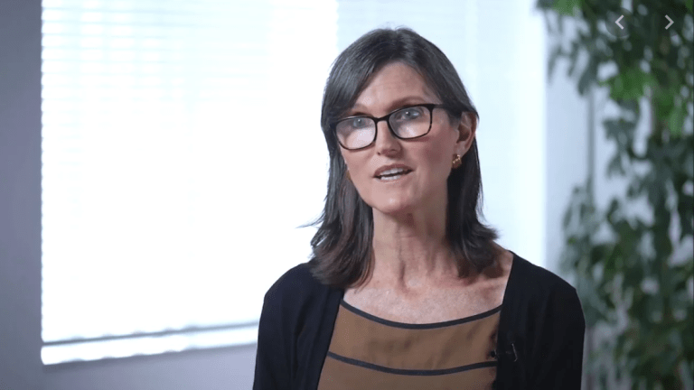 Cathie Wood's ARK holding Grayscale Ethereum Trust, filings show