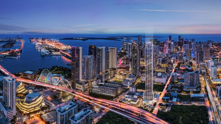 Developer PMG Taking Crypto For Miami Down Payments