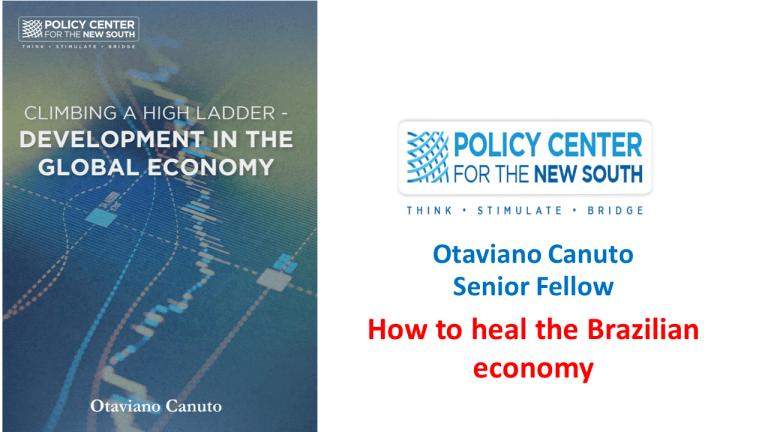 How to Heal the Brazilian Economy