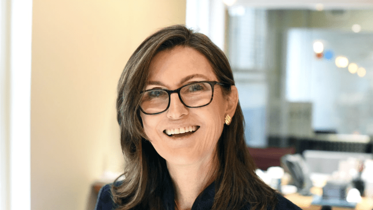 Cathie Wood and Ark Invest Load up on Bitcoin and Coinbase During Dip