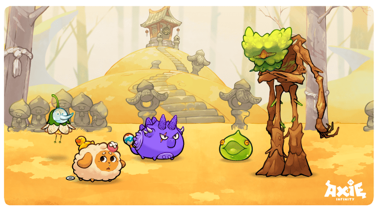 Axie Infinity Nears $100m Weekly Sales in NFT Domination