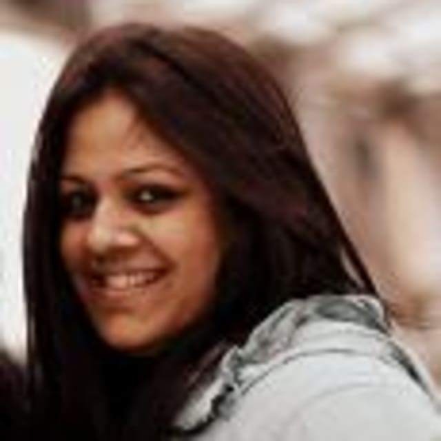 Deena Zaidi