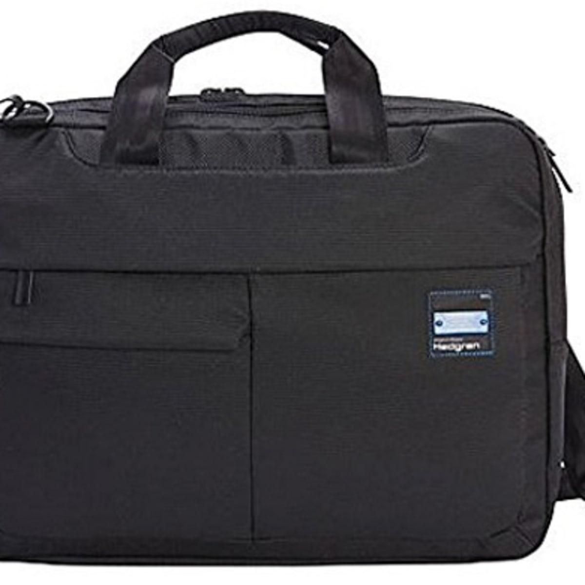 DOCUMENT BAG ZIPPED LAPTOP MESSENGER BAG STORAGE SHOULDER STRAP 3 COLOURS